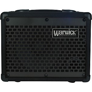 Warwick 10 Watt Bass Combo Amp by Warwick