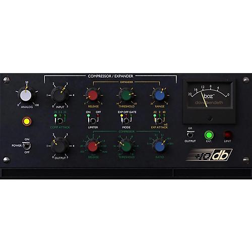 BOZ DIGITAL LABS  +10dB Compressor-thumbnail