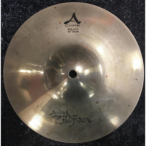 Zildjian 10in 10 INCH A SPLASH Cymbal  28-thumbnail