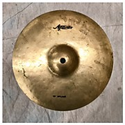 "Agazarian 10in 10"" Splash Cymbal"
