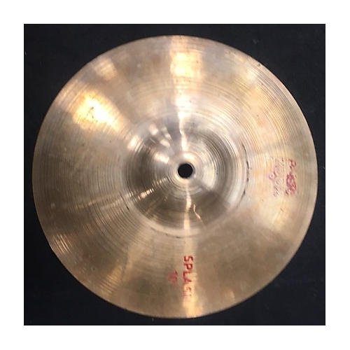 Paiste 10in 2002 SPLASH Cymbal