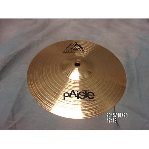Paiste 10in 802 Plus Cymbal