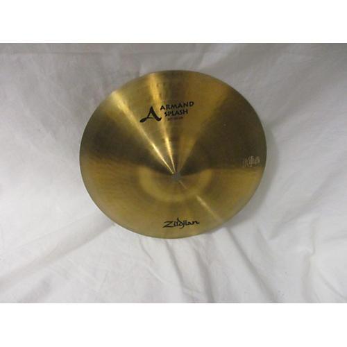 Zildjian 10in A ARMAND SPLASH Cymbal-thumbnail