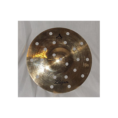 Zildjian 10in A Custom EFX Crash Cymbal