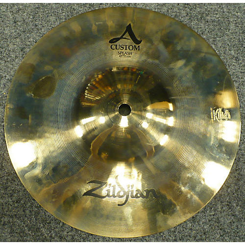 Zildjian 10in A Custom Splash Cymbal-thumbnail