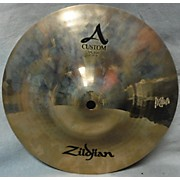 10in A Custom Splash Cymbal