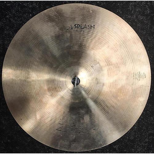 Zildjian 10in A Custom Splash Cymbal