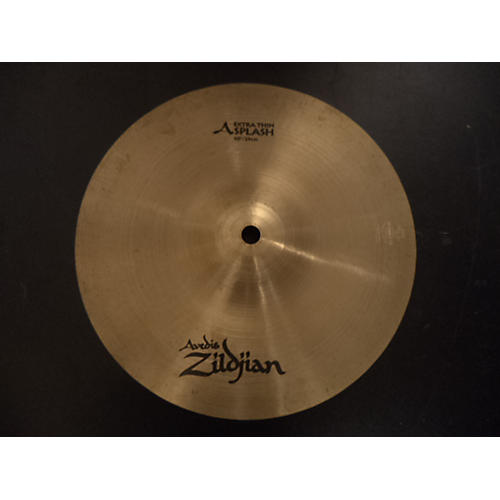 Zildjian 10in A Seies Medium Thin Crash
