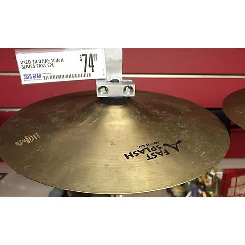 Zildjian 10in A Series Fast Splash Cymbal