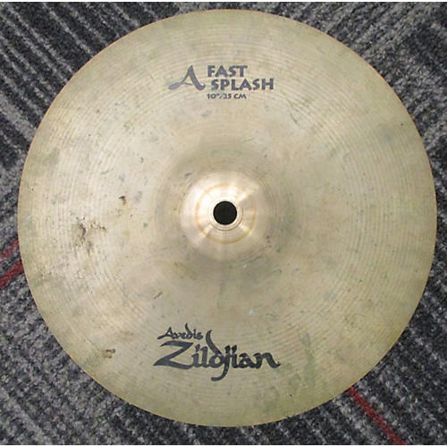 Zildjian 10in A Series Fast Splash Cymbal-thumbnail