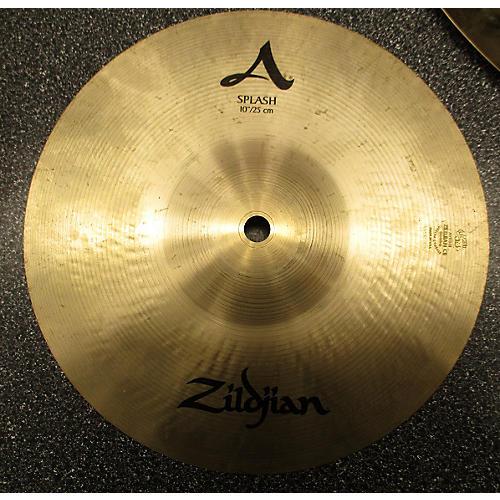Zildjian 10in A Series Splash Cymbal-thumbnail