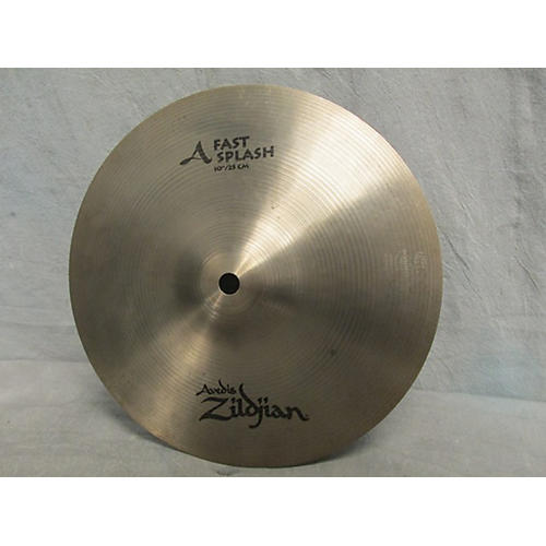 Zildjian 10in A Splash Cymbal-thumbnail
