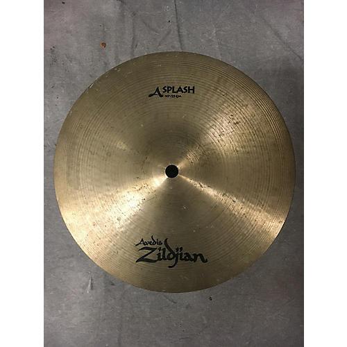 Zildjian 10in A Splash Cymbal-thumbnail