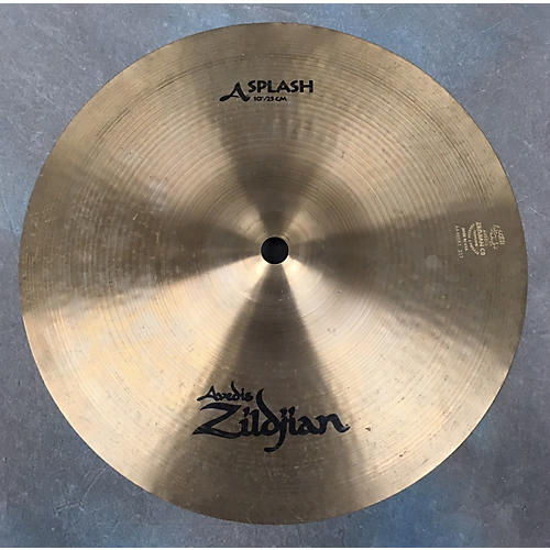 Zildjian 10in A Splash Cymbal