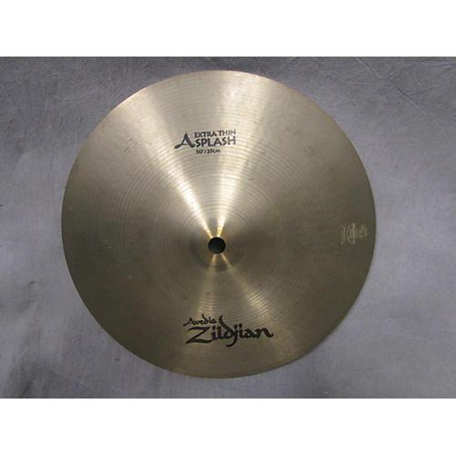 Zildjian 10in A0010 Cymbal-thumbnail