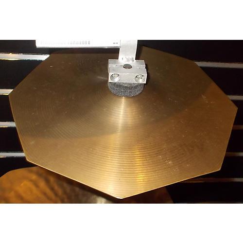 Sabian 10in AA Rocktagon Crash Brilliant Cymbal-thumbnail