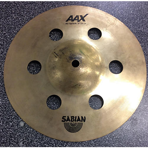 Sabian 10in AAX Air Splash Cymbal-thumbnail