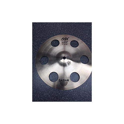 Sabian 10in AAX Ozone Splash Cymbal-thumbnail