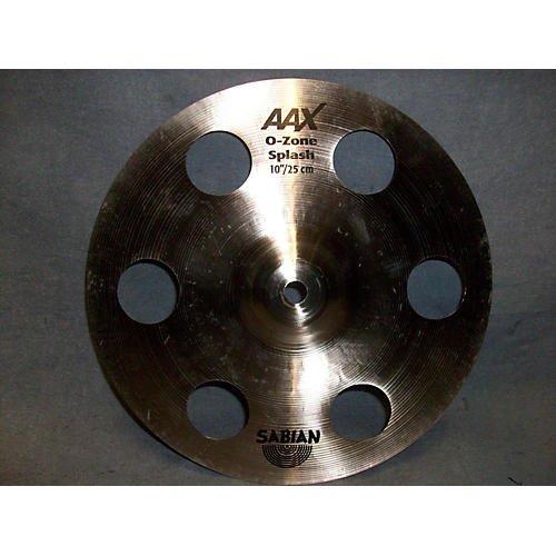 Sabian 10in AAX Ozone Splash Cymbal