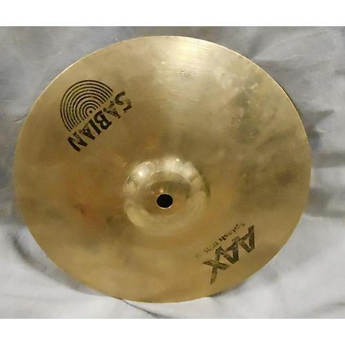 Sabian 10in AAX Splash Brilliant Cymbal-thumbnail