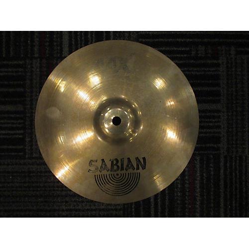 Sabian 10in AAX Xplosion Splash Cymbal-thumbnail
