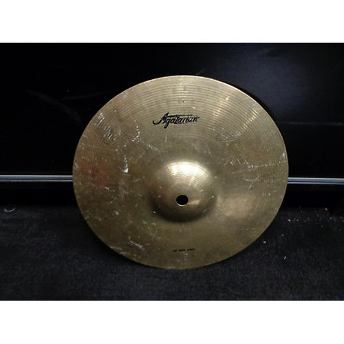 Agazarian 10in AGTS10 Cymbal  28