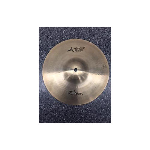 Zildjian 10in ARMAND SPLASH Cymbal-thumbnail