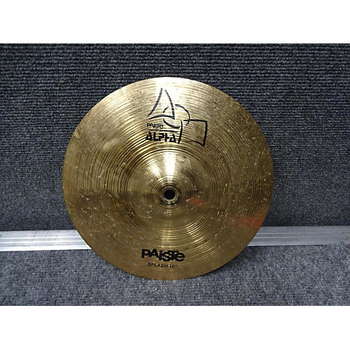 Paiste 10in Alpha Splash Cymbal-thumbnail