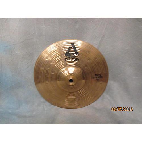 Paiste 10in Alpha Thin Splash Cymbal-thumbnail