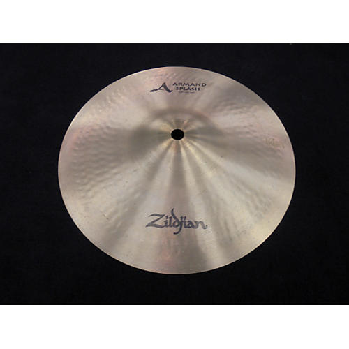 Zildjian 10in Armand Series Splash Cymbal