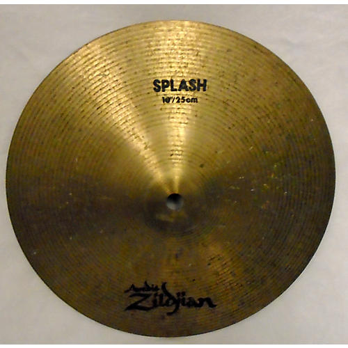 Zildjian 10in Avedis Splash Cymbal-thumbnail
