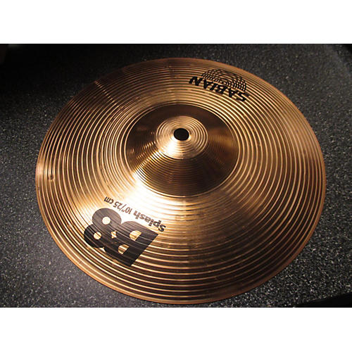 Sabian 10in B8 Splash Cymbal-thumbnail