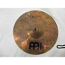 Meinl 10in Byzance Dark Splash Cymbal