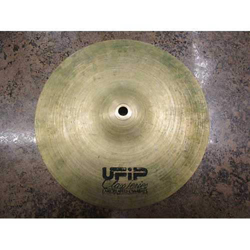 UFIP 10in Class Series Cymbal  28