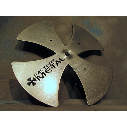 Factory Metal Percussion 10in Effect Cymbal