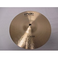 Paiste 10in Formula 602 Modern Essentials Splash Cymbal