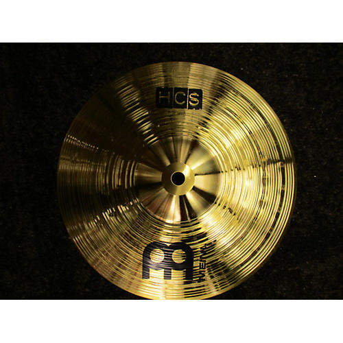 Meinl 10in HCS Splash Cymbal-thumbnail