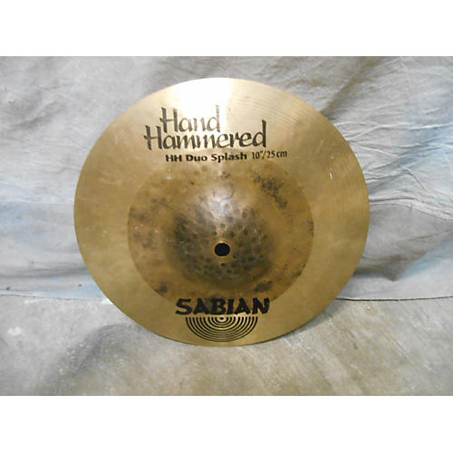 Sabian 10in HH DUO SPLASH Cymbal