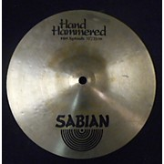 Sabian 10in HH Series Splash Cymbal