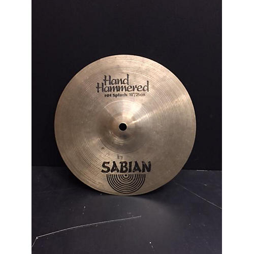 Sabian 10in HH Splash Cymbal