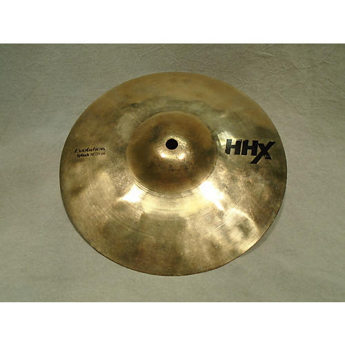Sabian 10in HHX Evolution Splash Cymbal