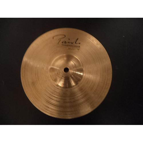 Paiste 10in Innovations Splash Cymbal  28