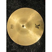 Zildjian 10in K Custom Dark Splash Cymbal