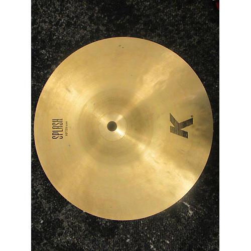 Zildjian 10in K Custom Dark Splash Cymbal-thumbnail