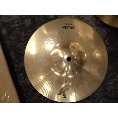Zildjian 10in K SPLASH Cymbal-thumbnail