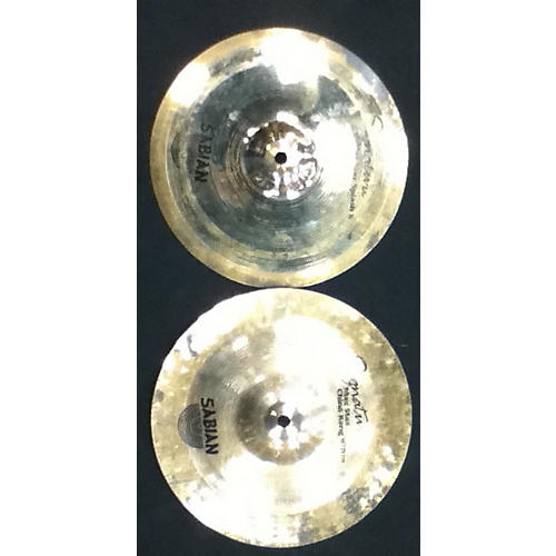 Sabian 10in Mike Portnoy Signature Max Stax Mid Cymbal-thumbnail