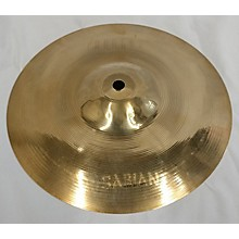 Sabian 10in Paragon Splash Brilliant Cymbal