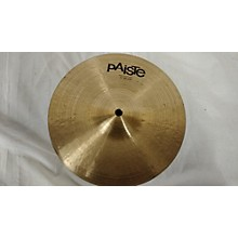 Paiste 10in Prototype Splash Cymbal