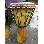 Miscellaneous 10in Rope Tuned Djembe