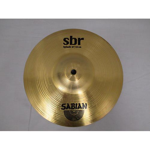 Sabian 10in SBR Series Splash Cymbal-thumbnail